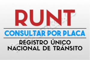 RUNT por cédula : Realiza la consulta de forma gratuita y sencilla