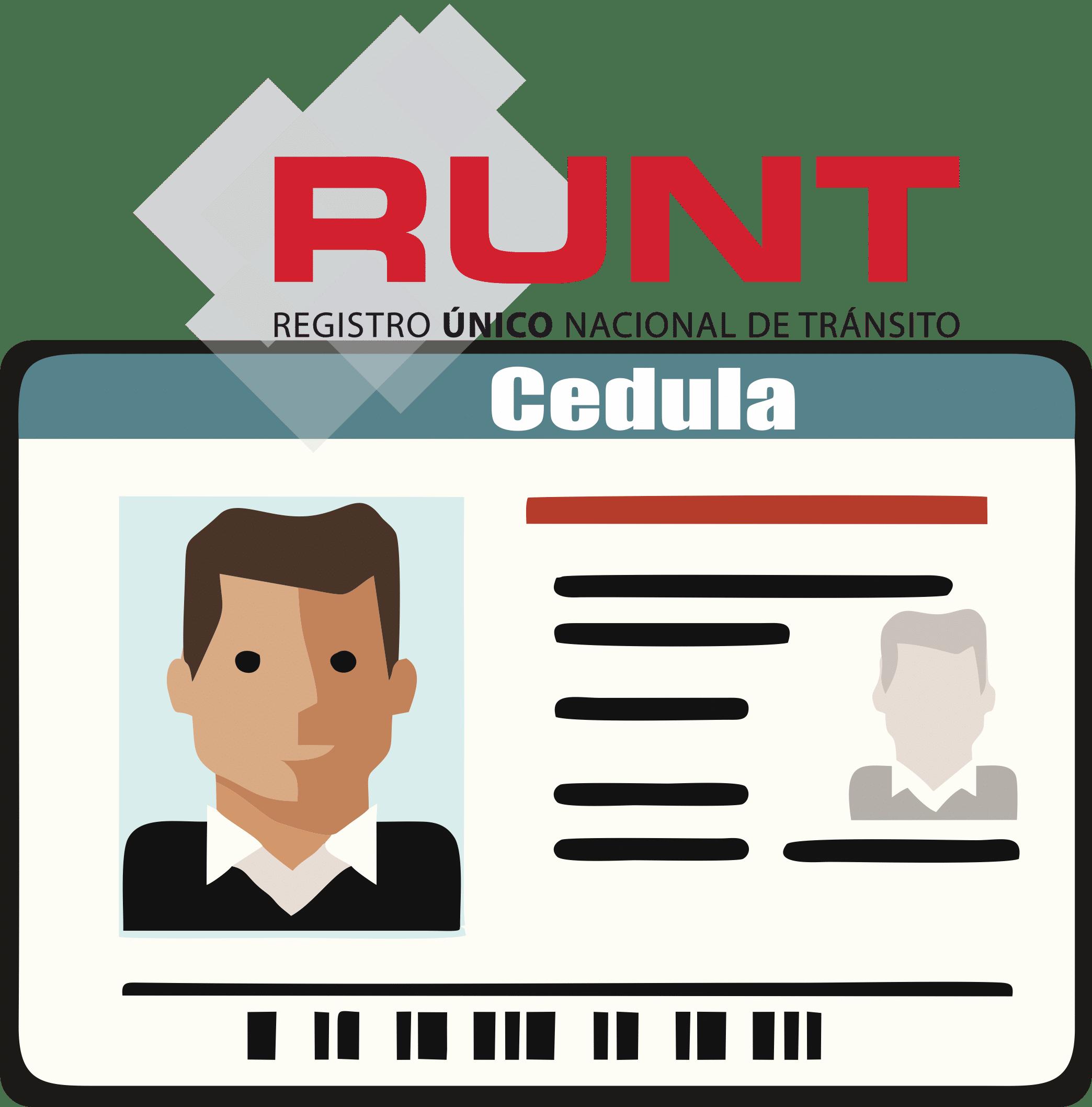 CONSULTAR RUNT CÉDULA