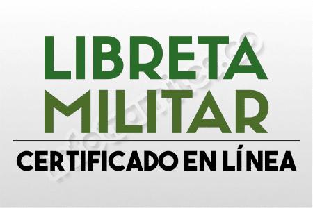 Libreta Militar