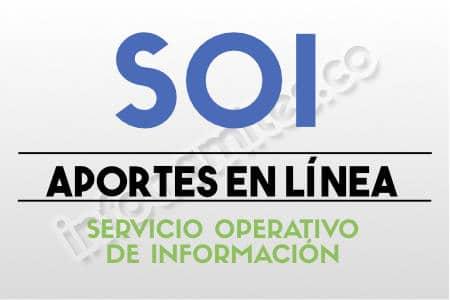 SOI - Servicio Operativo de Información