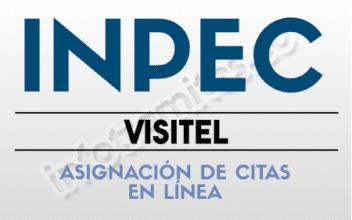 CITAS EN INPEC VISITEL