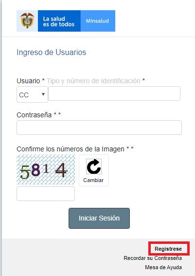 Registro-ReTHUS