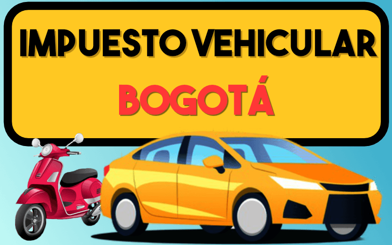 Impuesto Vehicular BogotÁ