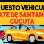 IMPUESTO VEHICULAR NORTE DE SANTANDER- CÚCUTA PAGO Actual