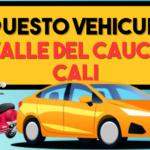 IMPUESTO VEHICULAR CALI – VALLE DEL CAUCA 2021