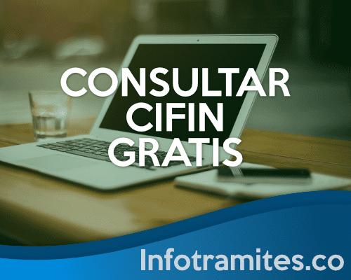 Consultar-CIFIN-gratis