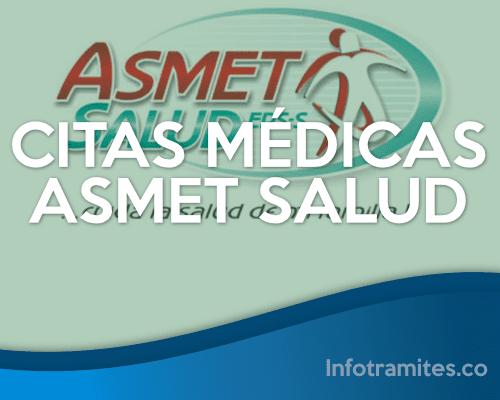Citas Médicas Asmetsalud